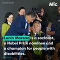 Ecuador just elected a leftist president who has paraplegia  [Mic Archives]