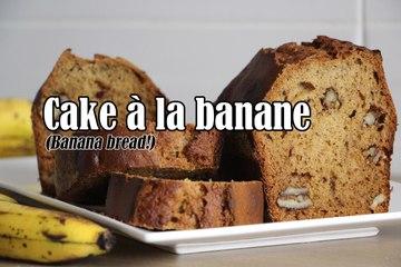 #LGDK : Cake à la banane (banana bread)