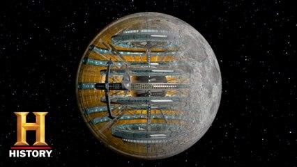 Alienígenas do Passado - A Lua é uma Estação Espacial Geo-estacionada na Órbita da Terra - Segredos da NASA