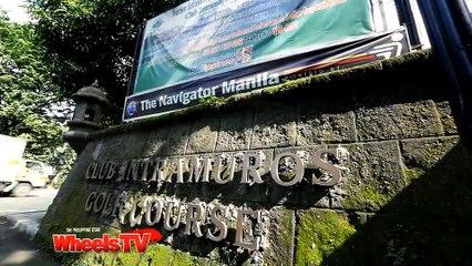 Kap tours Intramuros on a Segway