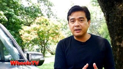 Manny tries out the 2015 Suzuki Grand Vitara