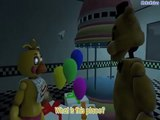Vanoss Gaming Animated - Five Nights At Freddy's (Gmod