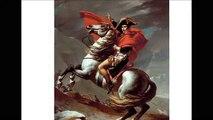 La Marche de Soldats de la Loi: Les chevaux de NAPOLÉON BONAPARTE