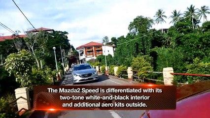 Mazda 2 Vs. the Mazda 3 and 6