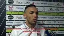 La réaction de Fernando Marçal après Nancy (1-0)