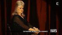"""Catherine Jacob - Les Hommes de sa vie dans le magazine """"Entrée libre"""""""