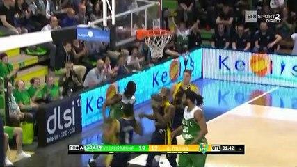 ASVEL / HTV Basket : le résumé