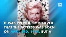Surprise! It's Doris Day's 95th birthday—Not 93rd!