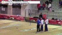 Finale tir de précision F18, Sport Boules, France Tirs, Dardilly 2017