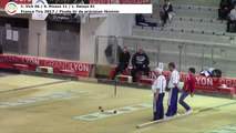 Finale tir de précision féminin, Sport Boules, France Tirs, Dardilly 2017