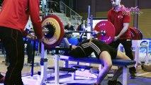 Maurienne Reportage # 80 Championnats de France de Bench Press et Power Lifting