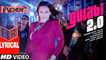 Gulabi 2.0 – [Full Audio Song with Lyrics] – Noor [2017] Song By Amaal Mallik & Tulsi Kumar & Yash Narvekar FT. Sonakshi Sinha [FULL HD]