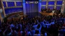Regardez l'incroyable concours à la télé US entre Jimmy Fallon, Shaquille O'Neal et Pitbull