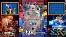 Clash Royale - *NEW BEST DECK IN THE GAME* Ice Golem trick - Download in description