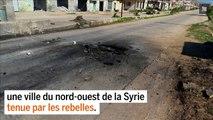 Syrie: premières images suite à la possible attaque au gaz chimique dans le nord-ouest du pays
