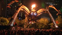 Dubfire - Ultra Miami 2017 Resistance powered by Arcadia - Day 2 (BE-AT.TV)