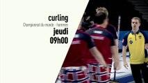 Curling - Championnat du monde : Championnat du monde masculin bande annonce
