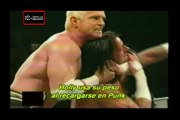 Cm Punk Vs. Hardcore Holly - Ecw 2007 - Subtitulado en Español Latino