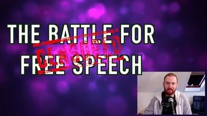#RegressiveNews: The Battle For Free Speech