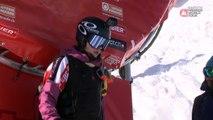 Adrénaline - Snowboard : Le run de Marion Haerty sur l'Xtreme Verbier pour son titre de championne du monde