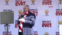 Yozgat- Başbakan Binali Yıldırım Yozgat'ta Konuştu -3
