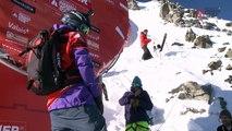 Adrénaline - Snowboard : Le run vainqueur d'Anne Flore Marxer sur l'Xtreme Verbier 2017