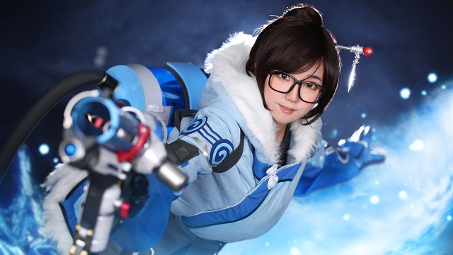 Overwatch: Check out the Icy Mei Cosplay