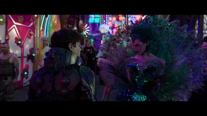 Valerian and The City of A Thousand Planets Teaser Trailer #2