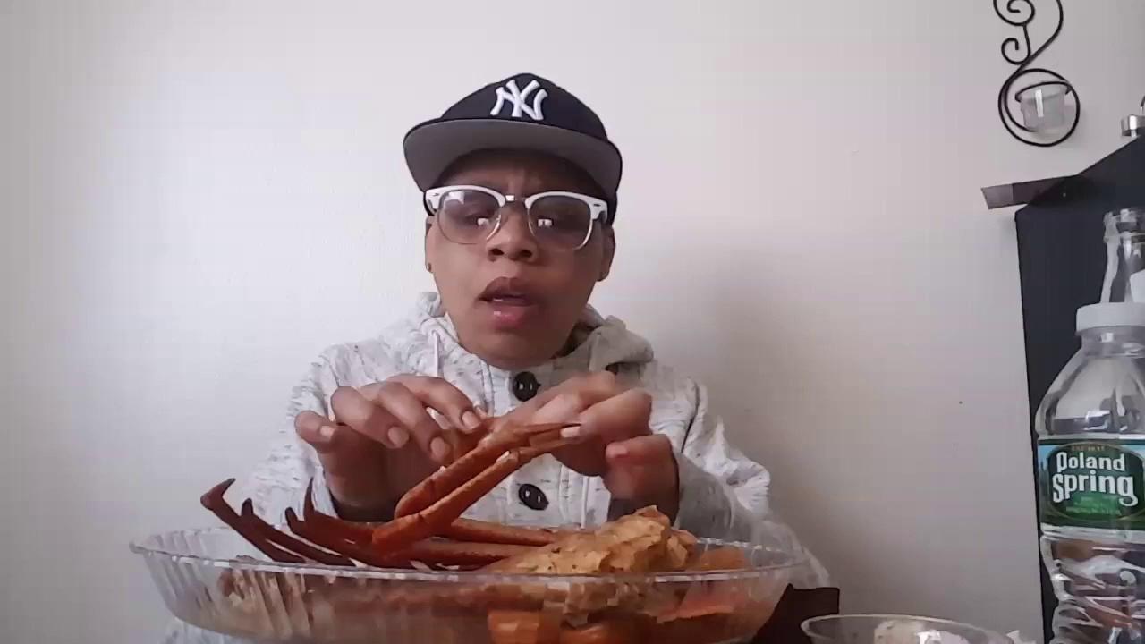 Crabs& Shrimps(Mukbang)-sM