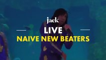 Naive New beaters - Jack Sessions à l'Aquarium de Paris   JACK