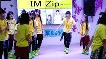 6 IM Zip 乃愛卒業LIVE 「Anniversary!!(E-girls)」「じょいふる(いきものがかり)」高岡クルン 地下 B1ステージ 2017/2/26