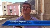 Digne-les-Bains : visite culturelle et anecdotique du centre ancien