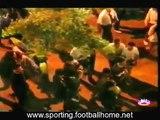 AGRESSÕES e FACADAS dos adeptos do FC Porto aos adeptos do Sporting (1993/1994)