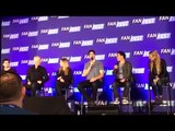 HVFF 2017 ARROWVERSE TEAM ON STAGE DISCUSSING THE SHOWS