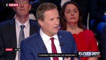 """Nicolas Dupont-Aignan : """"Un candidat doit avoir un casier judiciaire vierge"""""""