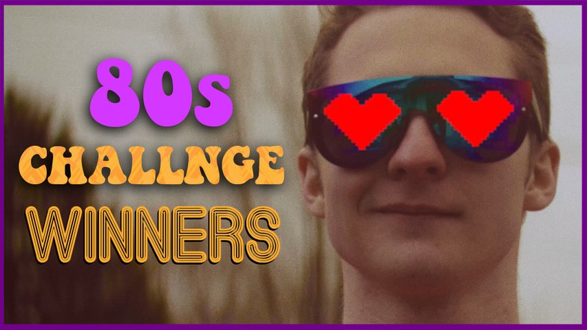 Mondays: 80s Challenge Winners