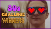 Mondays: 80s Challenge Winners