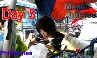 5d,フィリピン:マニラ、アンヘレス、フィリピンパブの女、スラム、LAcafe,フィリピン旅行