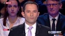 Le Grand Débat : la conclusion de Benoit Hamon (Parti Socialiste)