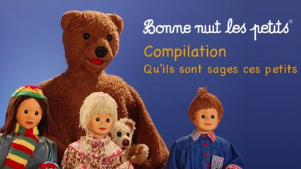 Bonne Nuit Les Petits - Compilation - Qu'Ils Sont Sages Ces Petits !