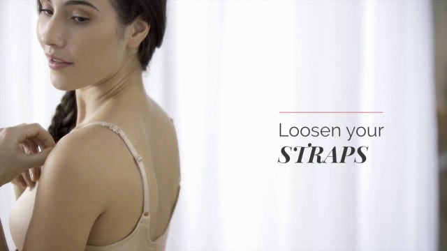 Zivame Fit Secrets - Loose Bra Straps making you feel uncomfortable