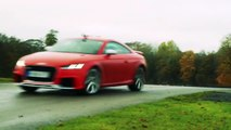 Audi TT RS v Mercedes-AMG A45 v Ford Focus RS _ Ultimate all-weather Audi TT RS review _ Au