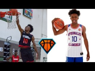 Collin Sexton ERASES All Doubt That He Is a POINT GUARD!! | McDonald's All-American Highlights
