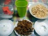 Membuat Enting-Enting Kacang