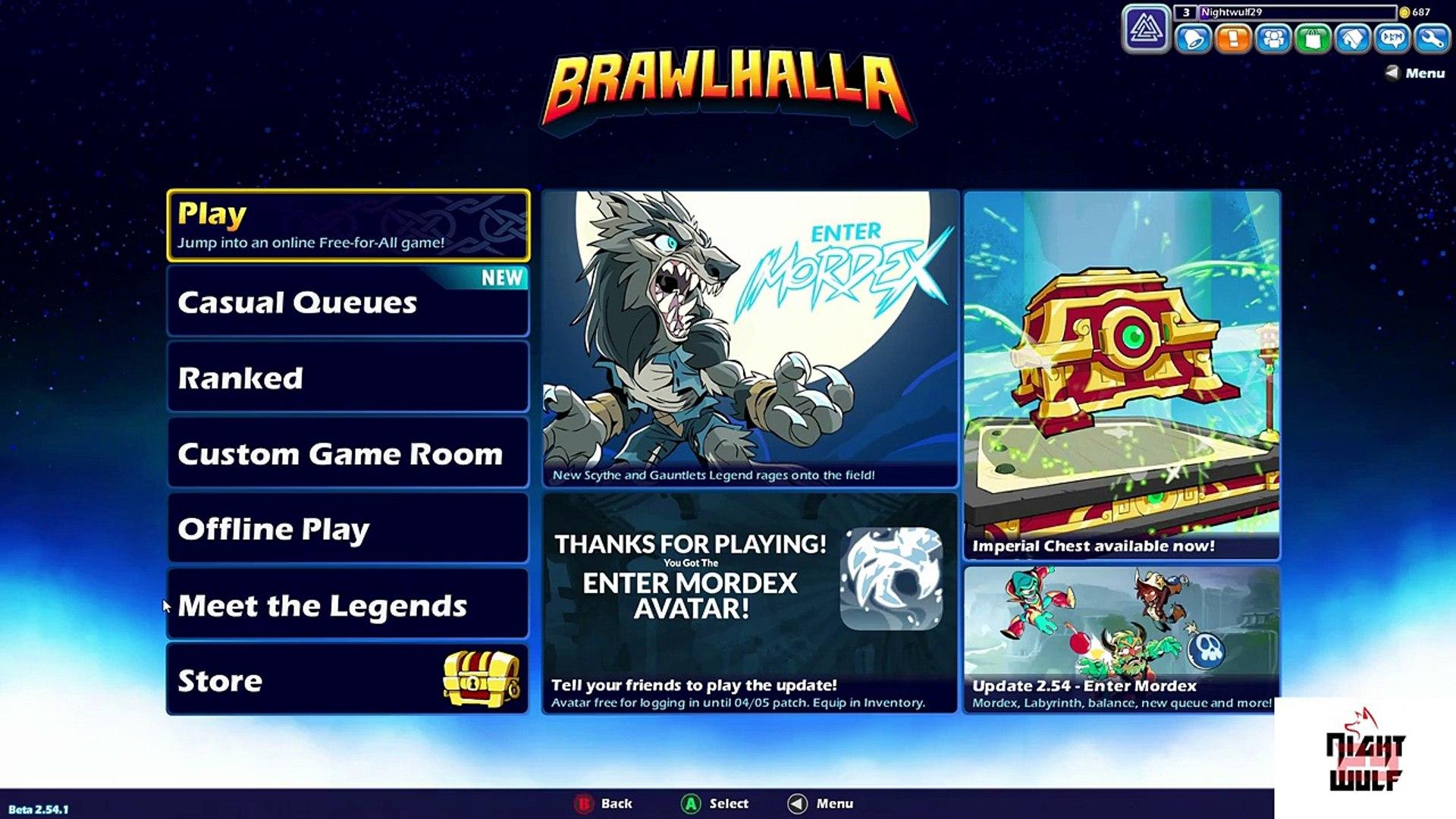 Brawhalla - Multiplayer Action!