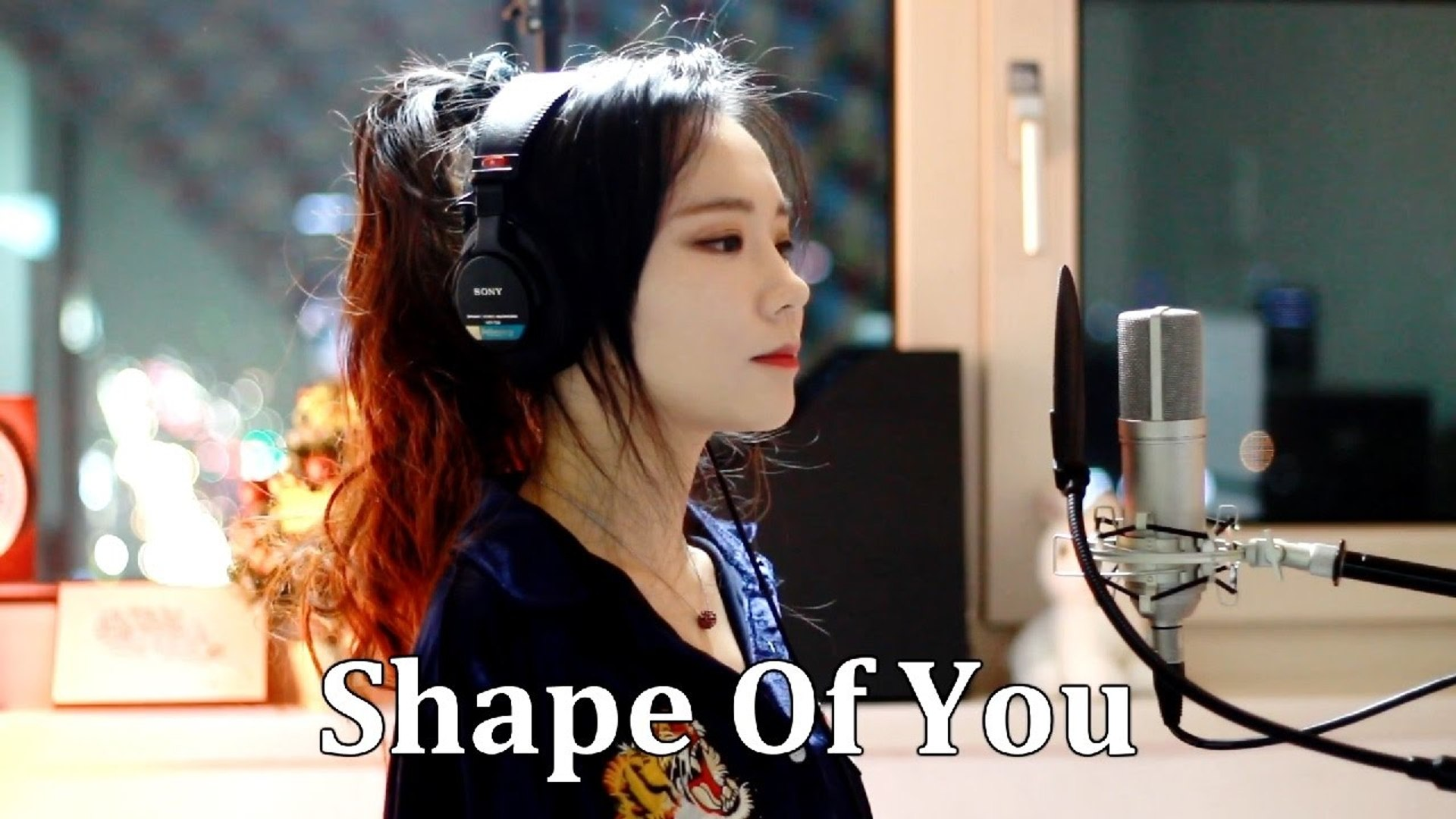Ed Sheeran - Shape Of You ( cover by J Fla )