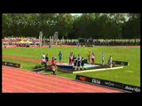 Athletics -  men's shot put F11 Medal Ceremony  - 2013 IPC Athletics World Championships, Lyon
