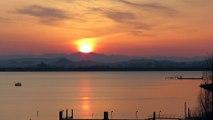 Lake Biwa 琵琶湖(滋賀県Shiga Prefecture):Japan Landscape 日本の風景No.273