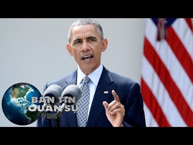 Tin Quân Sự - Obama Lệnh Xét Lại Toàn Diện Cuộc Tấn Công Mạng Bầu Cử Tổng Thống Mỹ | Tin Thế Giới