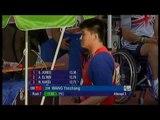 Athletics - Wang Yanshang - men's shot put F34 final - 2013 IPC Athletics World Championships, Lyon